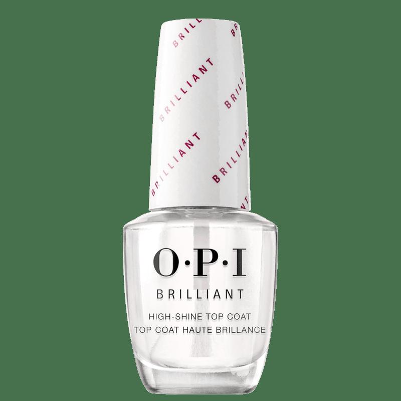 OPI Brilliant - Finalizador Extrabrilho 15ml