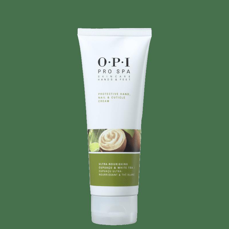OPI Pro Spa Protect - Creme Hidratante para Mãos, Unhas e Cutículas 118ml