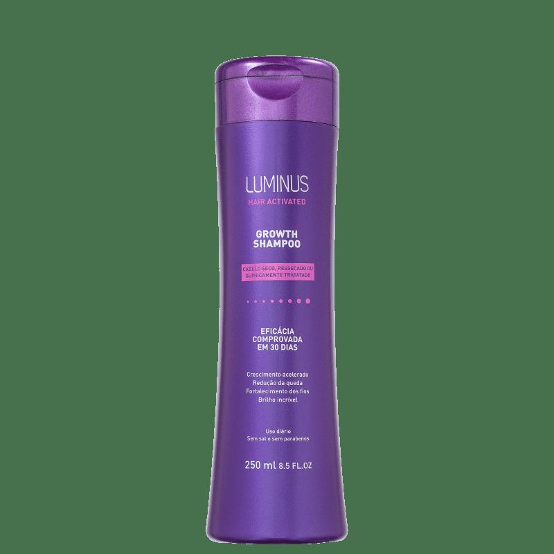 Luminus Growth Cabelo Seco - Shampoo 250ml
