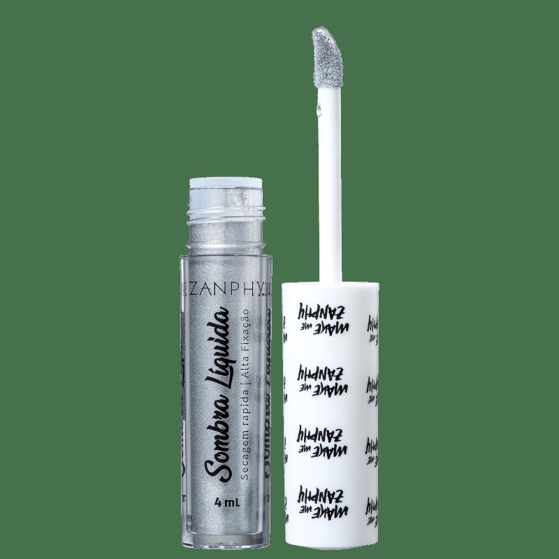 Zanphy Líquida 02 - Sombra Cintilante 3,5ml