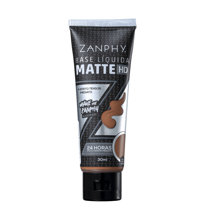 Zanphy Matte HD 5.1 - Base Líquida 30ml