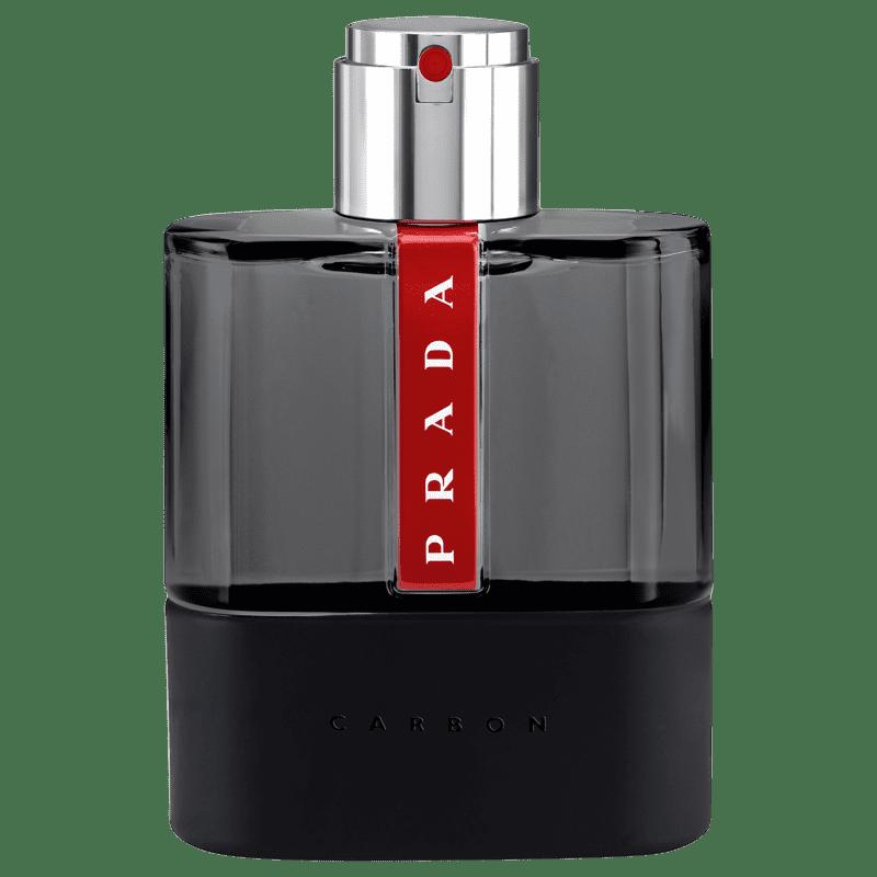 Luna Rossa Carbon Prada Eau de Toilette - Perfume Masculino 150ml