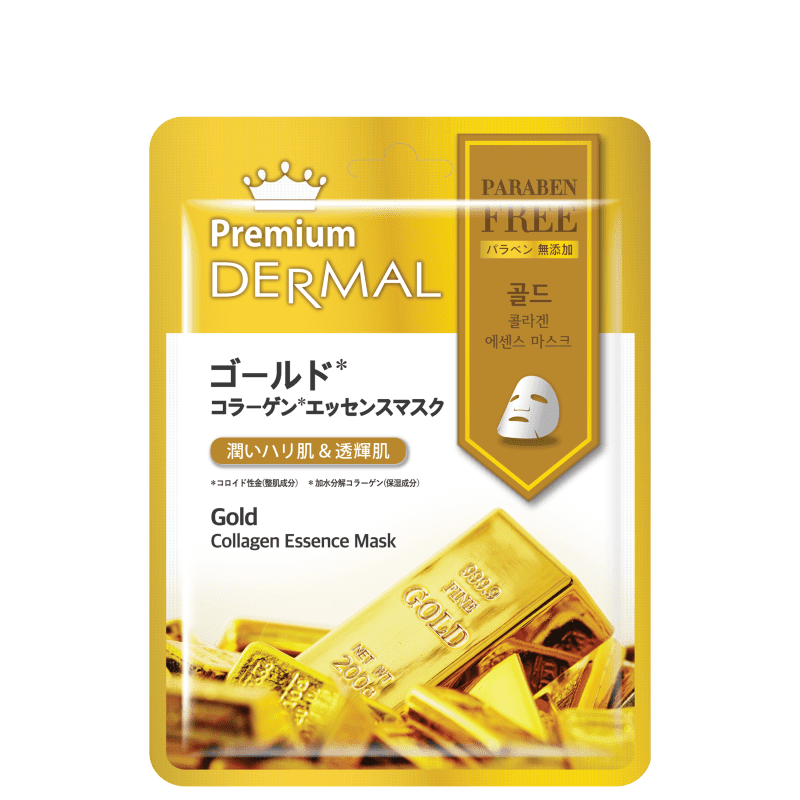 Dermal Premium Gold - Máscara Facial 23g