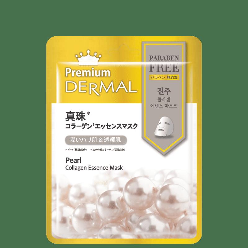 Dermal Premium Pérola - Máscara Facial 23g