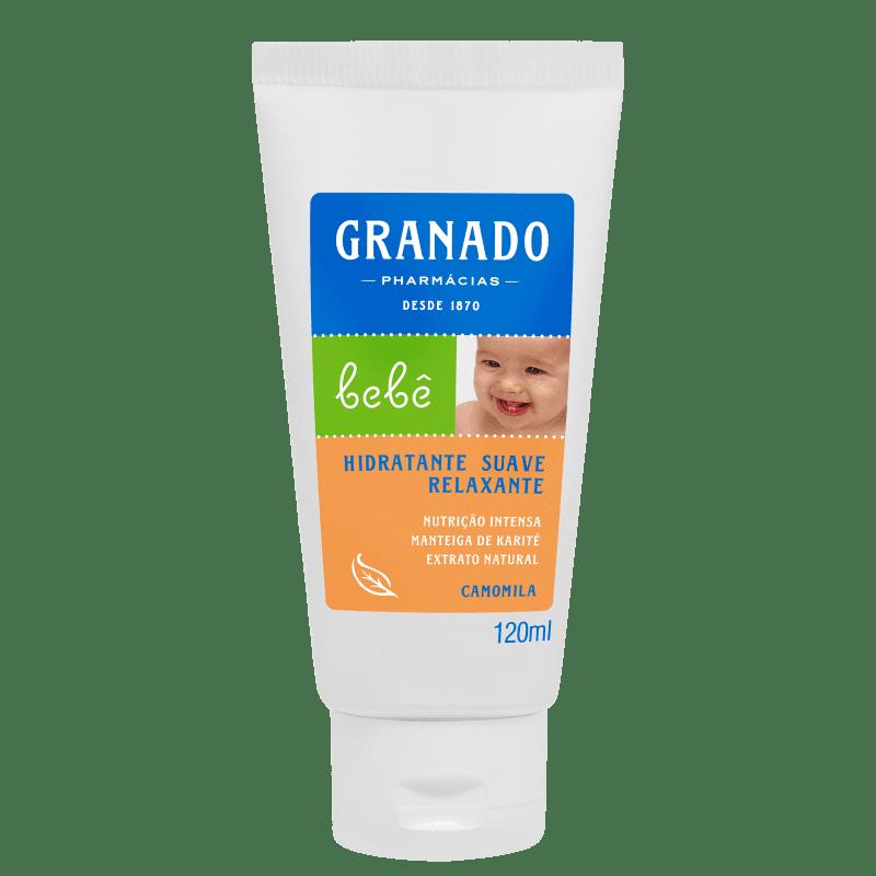 Granado Bebê Suave Camomila - Hidratante Corporal 120ml