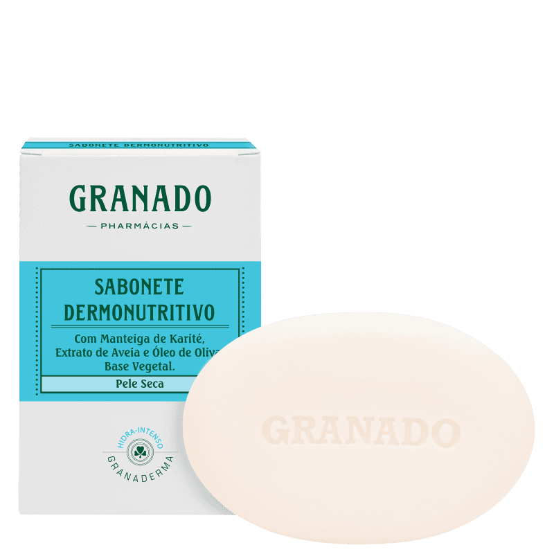 Granado Granaderma Dermonutritivo - Sabonete em Barra 90g