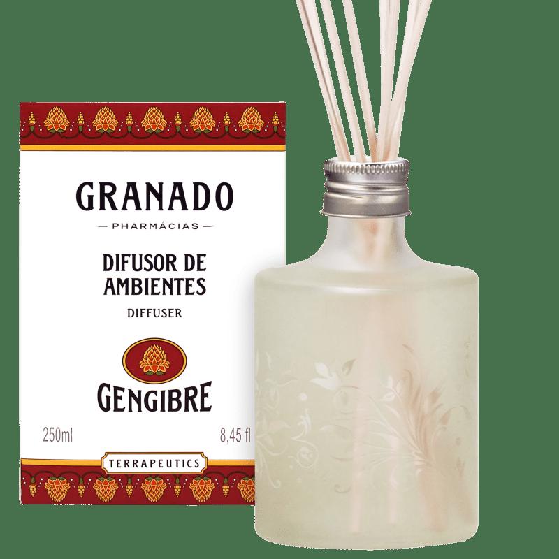 Granado Terrapeutics Gengibre - Difusor de Ambiente 250ml