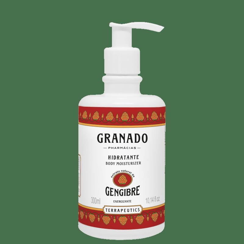 Granado Terrapeutics Gengibre - Creme Hidratante Corporal 300ml