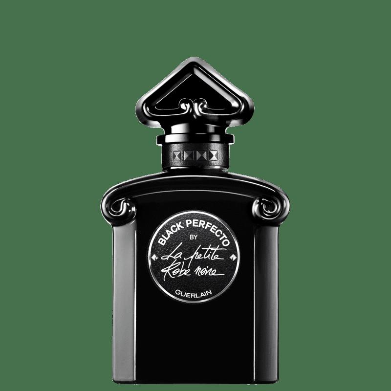 La Petite Robe Noire Florale Black Perfecto Guerlain Eau de Parfum - Perfume Feminino 30ml