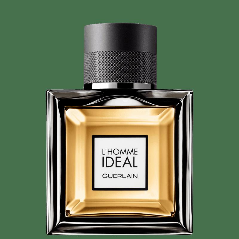 Perfume Guerlain Lhomme Ideal Eau de Toilette 50ml