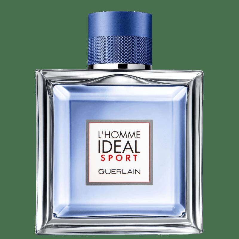 Perfume Guerlain Lhomme Ideal Sport Eau de Toilette 100ml