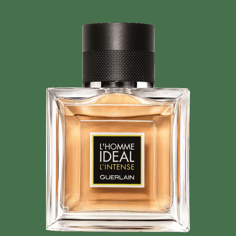 Perfume Guerlain Lhomme Ideal Intense Eau de Parfum 50ml