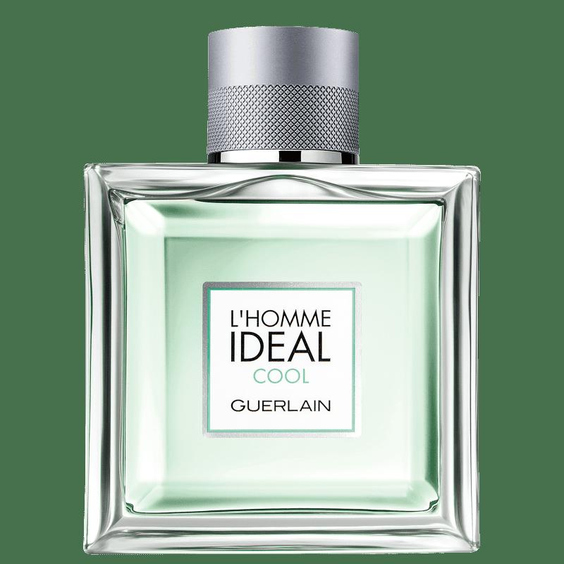 L'Homme Ideal Cool Guerlain Eau de Toilette - Perfume Masculino 100ml