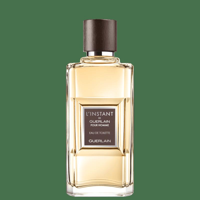 L'Instant de Guerlain Pour Homme Eau de Toilette - Perfume Masculino 50ml