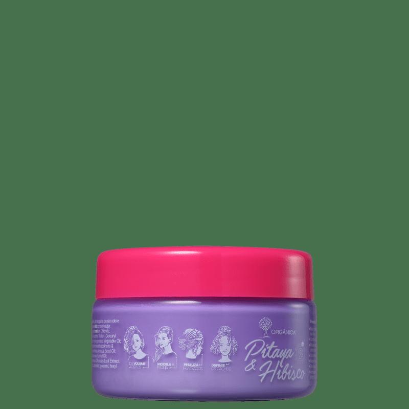 Orgânica Pitaya & Hibisco - Pomada Modeladora 70g