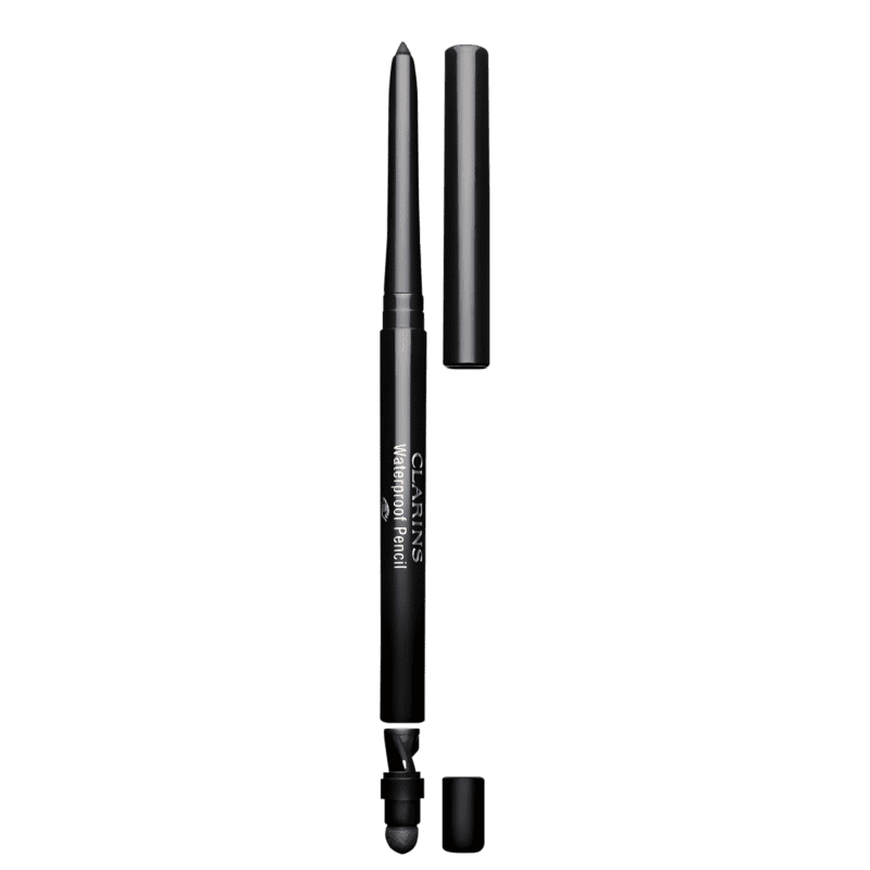Clarins Waterproof 01 Black Tulip - Lápis de Olho 1,5g