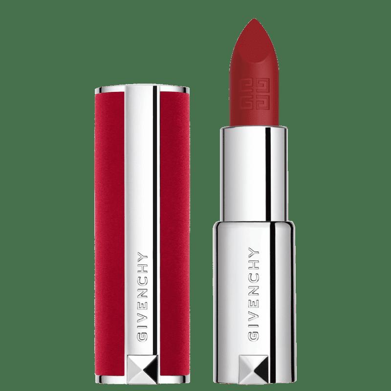 Batom Givenchy Le Rouge Deep Velvet N37 Rouge Graine 3,4g