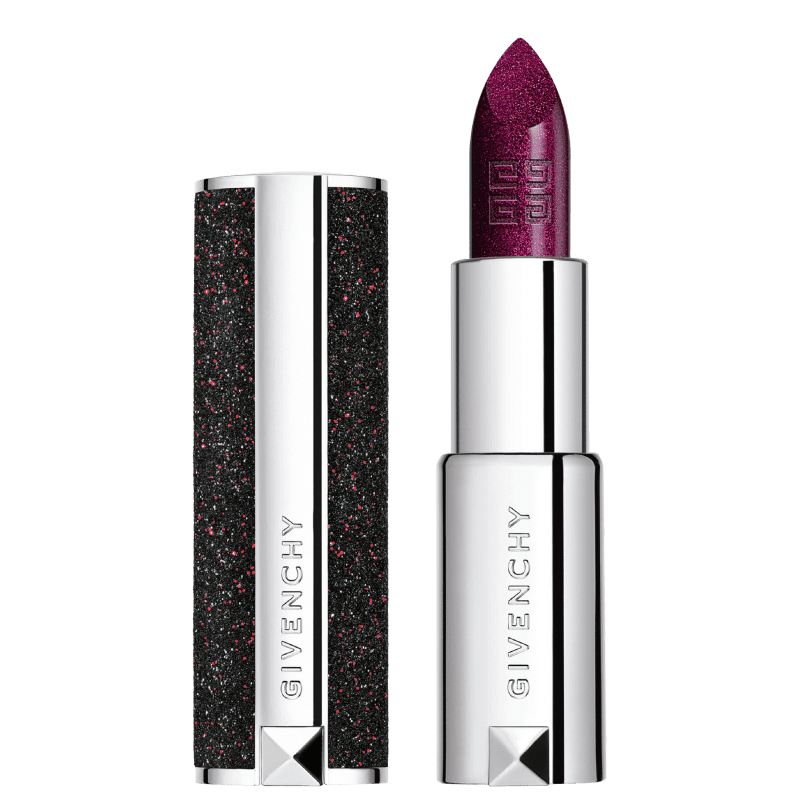 Givenchy Le Rouge Night Noir N°5 Night in Plum - Batom Cremoso 3,4g
