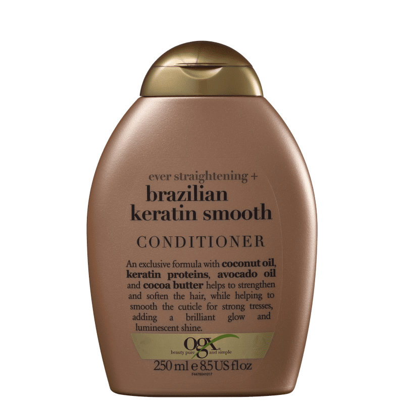 OGX Brazilian Keratin Smooth - Condicionador 250ml