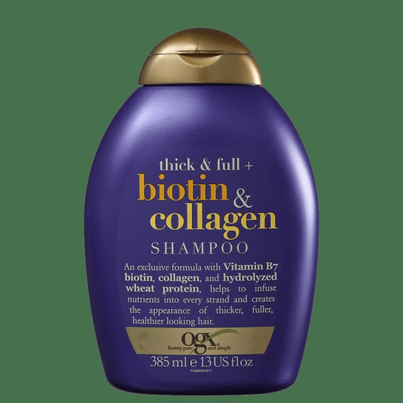 OGX Biotin & Collagen - Shampoo 385ml