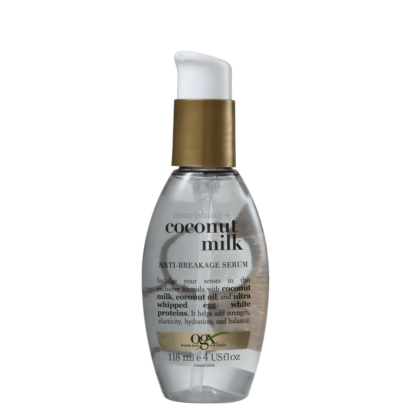 OGX Coconut Milk Anti-Breakage - Sérum Capilar 118ml