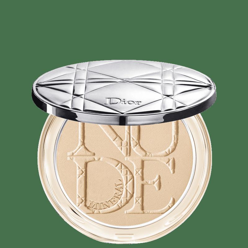 Dior Diorskin Mineral Nude Matte 02 Light - Pó Compacto 7g