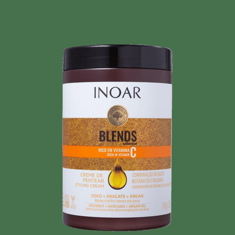 Inoar Coleção Blends - Creme de Pentear 1000g