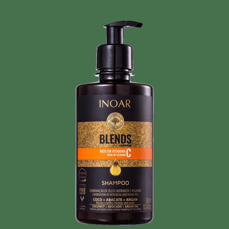 Inoar Coleção Blends - Shampoo 300ml