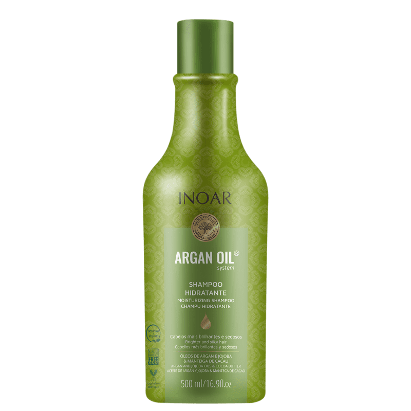 Inoar Argan Oil System - Shampoo 500ml