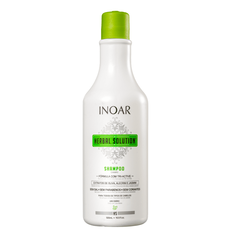 Inoar Herbal Solution - Shampoo 500ml
