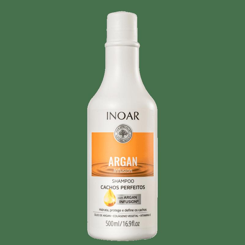 Inoar Argan Infusion Cachos Perfeitos - Shampoo 500ml
