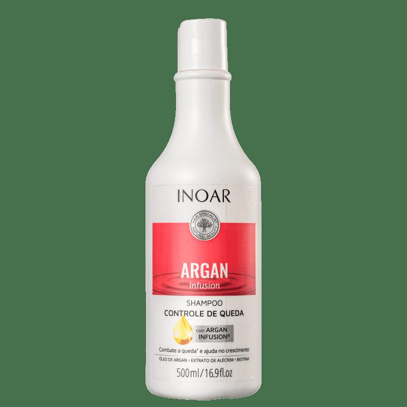 Inoar Argan Infusion Controle de Queda - Shampoo 500ml