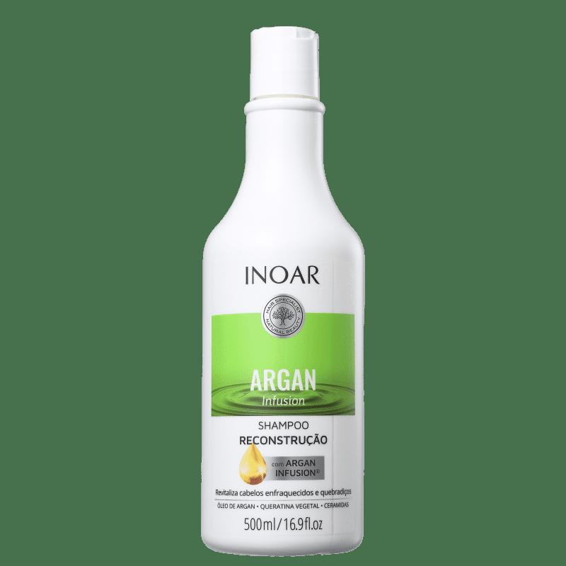 Inoar Argan Infusion Reconstrução - Shampoo 500ml