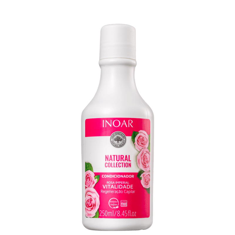 Inoar Natural Collection Rosa Imperial - Condicionador 250ml