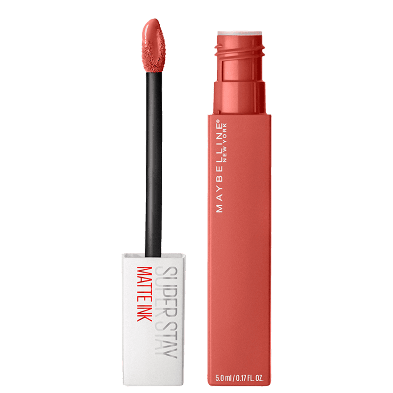 Maybelline Superstay Matte Ink City Edition Self Starter - Batom Líquido 5ml