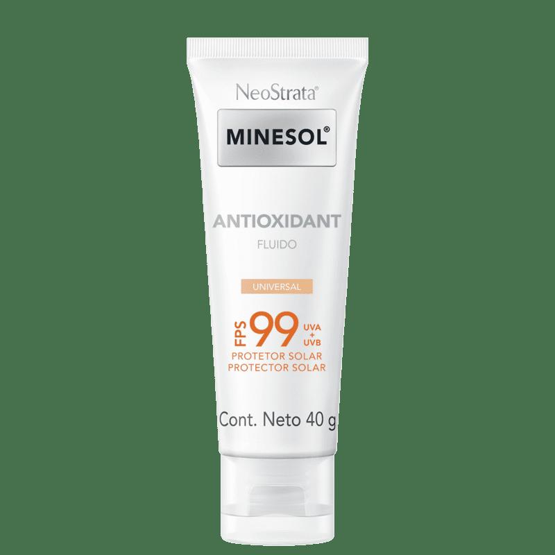 NeoStrata Minesol Antioxidant FPS 99 - Protetor Solar com Cor 40g