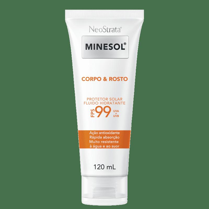 NeoStrata Minesol Corpo & Rosto FPS 99 - Protetor Solar 120ml