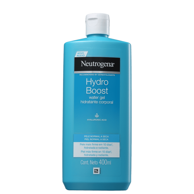 Neutrogena Hydro Boost Water Gel - Hidratante Corporal 400ml