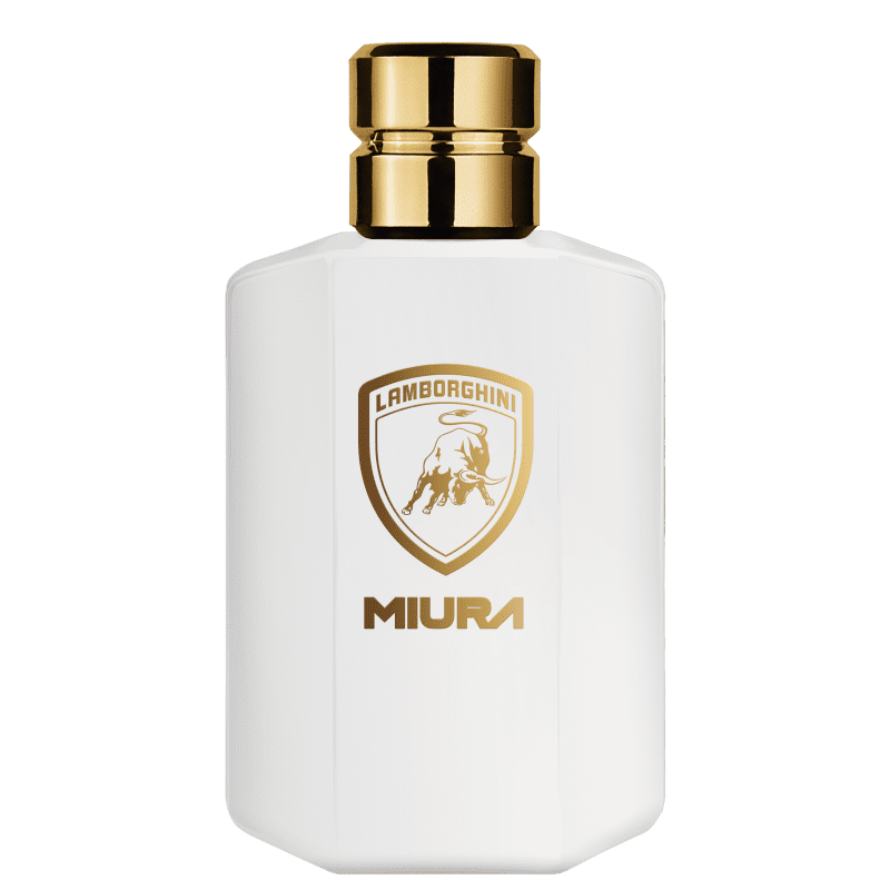 Miura Lamborghini Eau de Cologne - Perfume Masculino 100ml