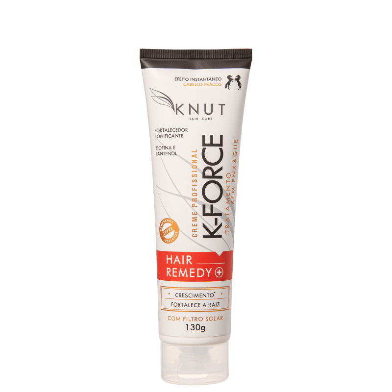 Knut Hair Remedy K-Force - Leave-in 130g