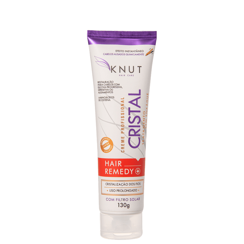 Knut Hair Remedy Cristal - Leave-in 130g