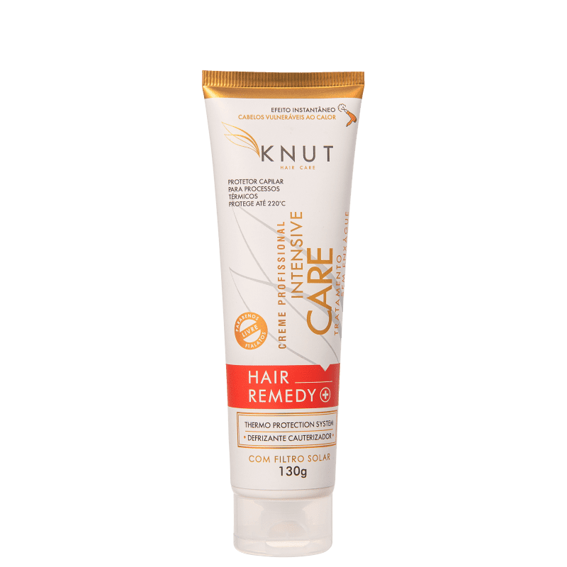 Knut Hair Remedy Intensive Care - Leave-in 130g