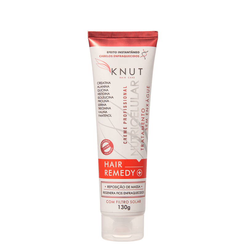 Knut Hair Remedy Nutricelular - Leave-in 130g