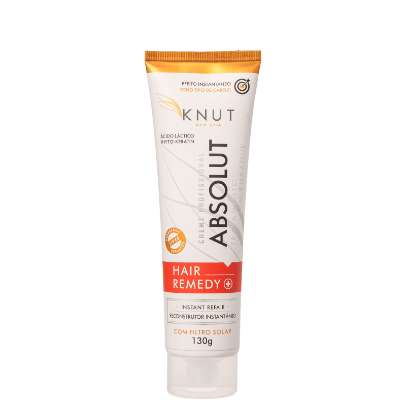 Knut Hair Remedy Absolut - Leave-in 130g