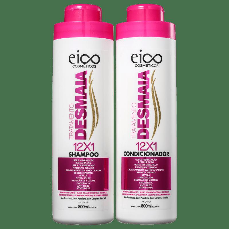 Kit Eico Seduction Tratamento Desmaia (2 Produtos)