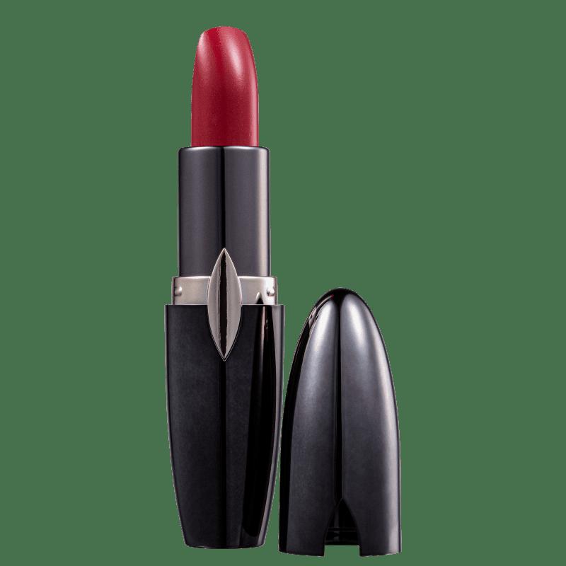 Rouge Baiser Paris Rouge Évidemment Scintillant 513 Rouge Intense - Batom 4,5g