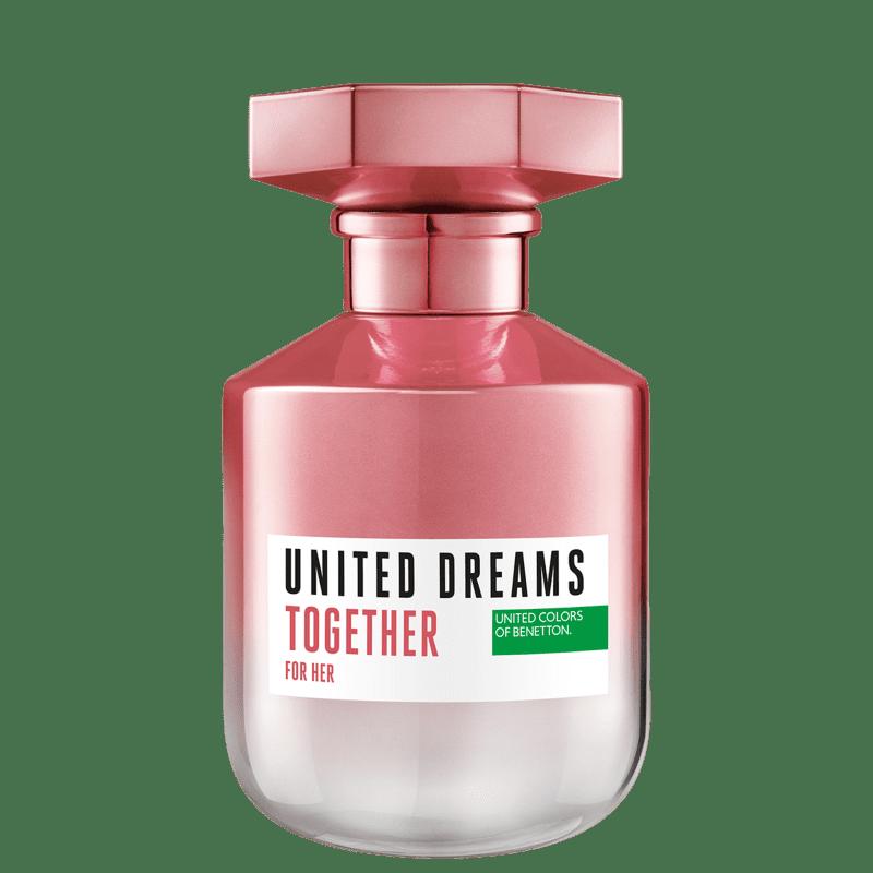 Perfume Benetton Together Her Eau de Toilette 50ml