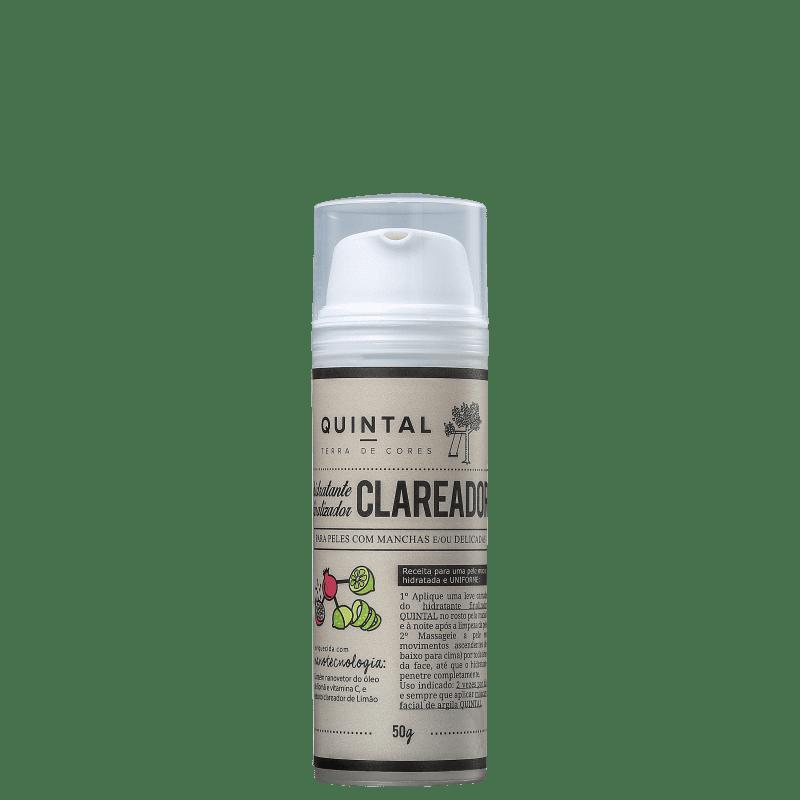 Quintal Finalizador - Hidratante Clareador 50g