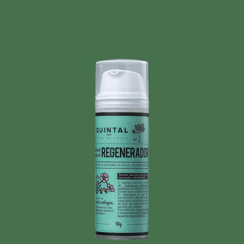 Quintal Finalizador Regenerador - Hidratante Facial 50g