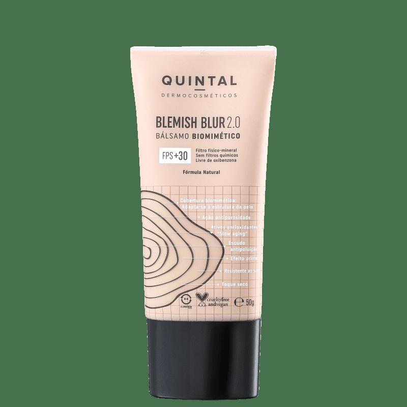 Quintal Blemish Blur Bálsamo Biomimético 2 U - BB Cream 50g